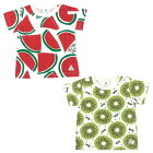 SiShuNon(SKAPE)フルーツTシャツ(80〜130cm)