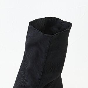 angela-ストレッチブーツ-ブラック-履きクチ