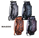 【BALDO】2021 STAND PRO MODEL CADDIE BAG CORSA バルド BANDEL キャディバッグ メンズ クール カッコいい オシャレ …