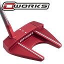 《あす楽》オデッセイ O−WORKS(オー・ワークス) RED #7S パター (数量限定モデル)