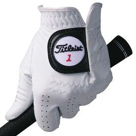 《今日だす》【ネコポス可】タイトリスト 2016 プロフェッショナルテック TG56 ゴルフ手袋 (左手用)