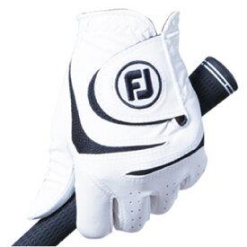 《今日だす》【ネコポス可】フットジョイ 2018 ウェザーソフ FGWF18 ゴルフ手袋 (左手用)
