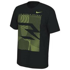 ナイキ NIKE ラッセル ウィルソン Tシャツ 黒色 ブラック 緑 グリーン 【 GREEN NIKE RUSSELL WILSON TSHIRT BLACK ELECTRIC THE RIPPLE EFFECT 】 スポーツ アウトドア アメリカンフットボール