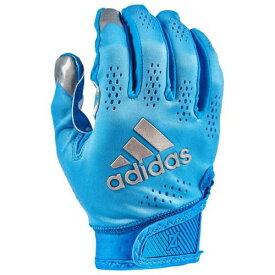 アディダス ADIDAS アディダス アディゼロ ターボ レシーバー グローブ 手袋 青色 ブルー 11.0 メンズ 【 ADIDAS ADIZERO TURBO RECEIVER GLOVES BLUE 】