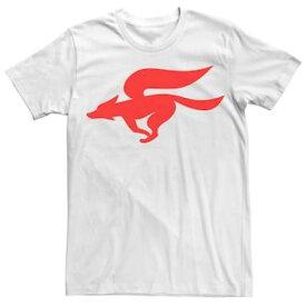 フォックス Tシャツ 白 ホワイト 【 WHITE NINTENDO STAR FOX TEE 】 メンズファッション トップス Tシャツ カットソー