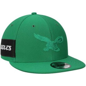 ニューエラ NEW ERA 緑 グリーン フィラデルフィア イーグルス リベンジ ラッシュ ニューエラ 【 GREEN RUSH KELLY KICKOFF REVERSE COLOR 9FIFTY ADJUSTABLE HAT EAG 】 バッグ キャップ 帽子 メンズキャッ