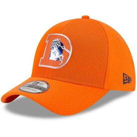 ニューエラ NEW ERA 橙 オレンジ デンバー ブロンコス ラッシュ ニューエラ 【 ORANGE RUSH 2017 COLOR 39THIRTY FLEX HAT DEN 】 バッグ キャップ 帽子 メンズキャップ 帽子