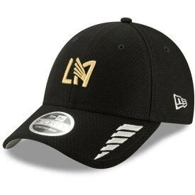 ニューエラ NEW ERA 黒色 ブラック ロサンゼルス ラッシュ スナップバック バッグ ニューエラ 【 RUSH SNAPBACK BLACK LAFC 9FORTY HAT LFC 】 バッグ キャップ 帽子 メンズキャップ 帽子