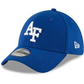 ニューエラ NEW ERA エア ファルコンズ カレッジ クラシック 青色 ブルー ニューエラ エアフォース 【 AIR ROYAL COLLEGE CLASSIC 39THIRTY FLEX HAT AFA BLUE 】 バッグ キャップ 帽子 メンズキャップ 帽