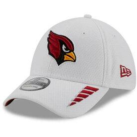 ニューエラ NEW ERA 白色 ホワイト アリゾナ カーディナルス ラッシュ ニューエラ カージナルス 【 RUSH WHITE 39THIRTY FLEX HAT ACR 】 バッグ キャップ 帽子 メンズキャップ 帽子