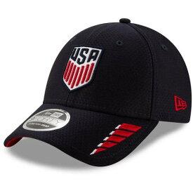ニューエラ NEW ERA 紺色 ネイビー ラッシュ ニューエラ 【 RUSH NAVY USMNT 9FORTY ADJUSTABLE HAT OLY 】 バッグ キャップ 帽子 メンズキャップ 帽子