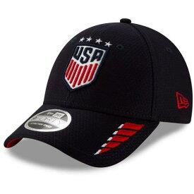 ニューエラ NEW ERA 紺色 ネイビー ラッシュ スナップバック バッグ ニューエラ 【 RUSH SNAPBACK NAVY USWNT 9FORTY HAT OLY 】 バッグ キャップ 帽子 メンズキャップ 帽子
