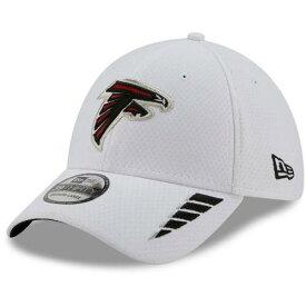 ニューエラ NEW ERA 白色 ホワイト アトランタ ファルコンズ ラッシュ ニューエラ 【 RUSH WHITE 39THIRTY FLEX HAT FAL 】 バッグ キャップ 帽子 メンズキャップ 帽子