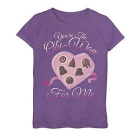"""STAR WARS ボックス Tシャツ 紫 パープル ヘザー スターウォーズ VALENTINE'S YOU'RE ME"""" 【 PURPLE HEATHER DAY THE OBIWAN FOR CHOCOLATE HEART BOX TEE 】 キッズ ベビー マタニティ トップス Tシャツ"""
