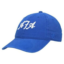 UNBRANDED エア ファルコンズ 青色 ブルー エアフォース 【 AIR UNBRANDED TOP OF THE WORLD ROYAL ZOEY ADJUSTABLE HAT AFA BLUE 】 バッグ キャップ 帽子 レディースキャップ 帽子