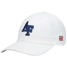 UNBRANDED 白色 ホワイト エア ファルコンズ エアフォース 【 AIR UNBRANDED AHEAD WHITE ADJUSTABLE HAT AFA 】 バッグ キャップ 帽子 メンズキャップ 帽子
