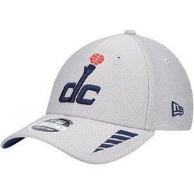 ニューエラ NEW ERA 灰色 グレー グレイ ワシントン ウィザーズ ラッシュ スナップバック バッグ ニューエラ 【 GRAY RUSH SNAPBACK 9FORTY HAT WIZ GREY 】 バッグ キャップ 帽子 メンズキャップ 帽