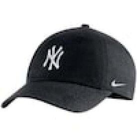 ナイキ NIKE 紺 ネイビー ヤンキース ロゴ 【 NAVY NIKE NEW YORK YANKEES LOGO HERITAGE 86 ADJUSTABLE HAT YNK 】 バッグ キャップ 帽子 メンズキャップ 帽子