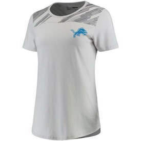 UNBRANDED 灰色 グレー グレイ デトロイト ライオンズ オーセンティック パフォーマンス Tシャツ 【 GRAY UNBRANDED UNDER ARMOUR HEATHERED COMBINE AUTHENTIC COLORBLOCK FAVORITES CHARGED COTTON PERFORMANCE TSHIRT LNS GRE