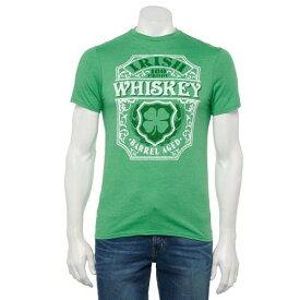 "SONOMA GOODS FOR LIFE Tシャツ ヘザー WHISKEY"" ST. PATRICK'S メンズ 【 HEATHER SONOMA GOODS FOR LIFE IRISH DAY TEE KELLY 】"