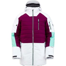 スパイダー SPYDER ジャケット 白色 ホワイト 【 SPYDER THE COMBO GTX INFINIUM JACKET WHITE 】 スポーツ アウトドア ウインタースポーツ スキー メンズ ジャケット
