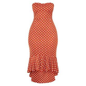 FASHIONM Lady's fashion dress