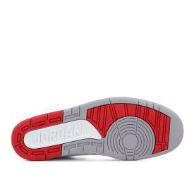 エアジョーダン AIR JORDAN エア 白色 ホワイト 赤 レッド エアジョーダン 'COUNTDOWN PACK' スニーカー メンズ 【 AIR RED 2 RETRO WHITE 】