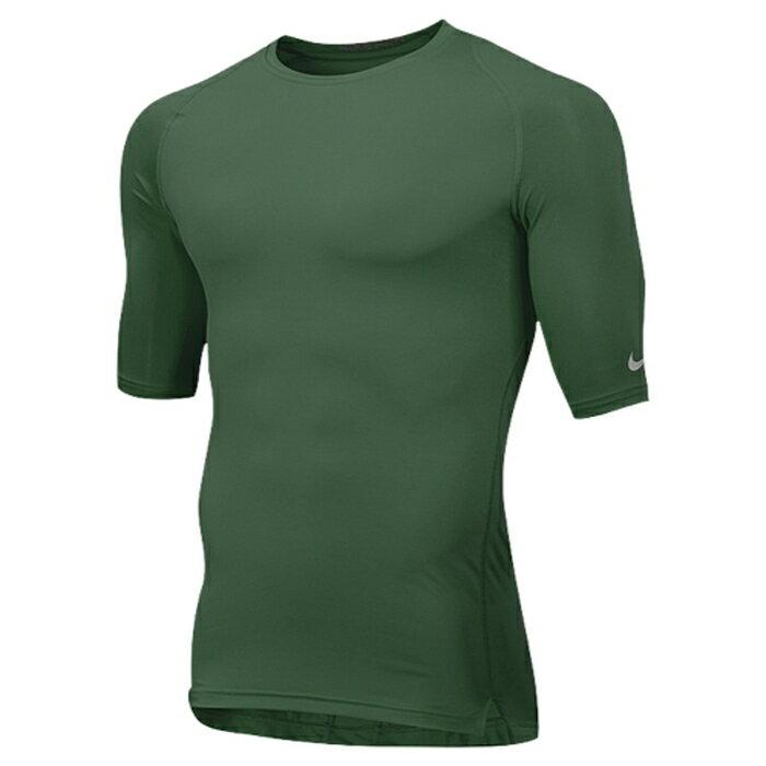 ナイキ チーム コア 1 2 スリーブ コンプレッション メンズ nike team core 12 sleeve compression top アメリカンフットボール スポーツ アウトドア