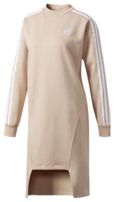 アディダス アディダスオリジナルス adidas originals オリジナルス info poster crew dress ドレス レディース レディースファッション ワンピース
