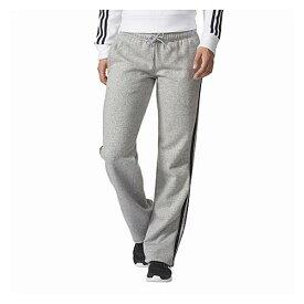 【海外限定】アディダス アディダスアスレチックス adidas athletics women's レディース 3stripes cotton open hem pants womens