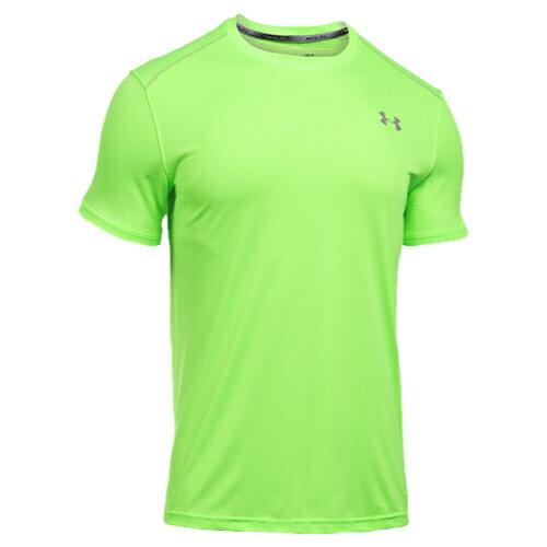 アンダーアーマー ラン ショーツ ハーフパンツ スリーブ シャツ メンズ under armour coolswitch v2 run short sleeve t トップス カットソー tシャツ メンズファッション