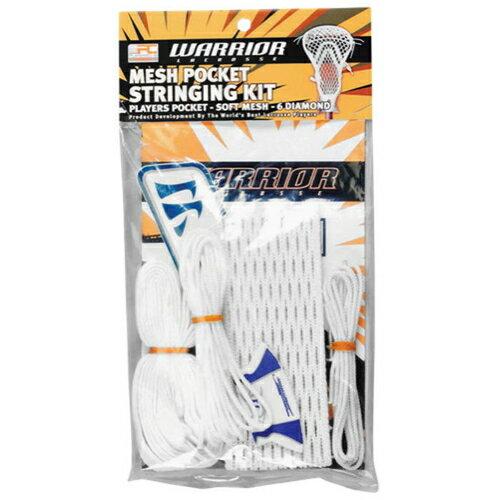ウォリアー warrior hard mesh string kit adult アウトドア
