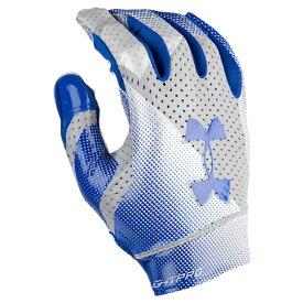 【海外限定】アンダーアーマー プロ フットボール men's メンズ under armour spotlight pro football gloves mens スポーツ