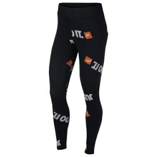 【海外限定】nike ナイキ jdi anniversary high ハイ waisted leggings レギンス タイツ レディース レッグウェア スパッツ