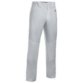 【海外限定】under armour team icon baseball pants mens アンダーアーマー チーム アイコン ベースボール men's メンズ【outdoor_d19】