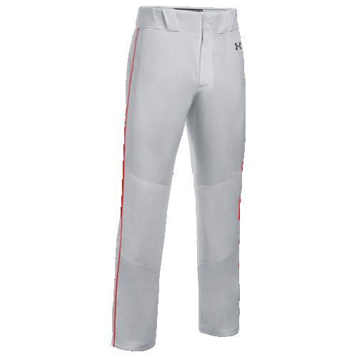 【海外限定】under armour team piped icon baseball pants アンダーアーマー チーム アイコン ベースボール メンズ