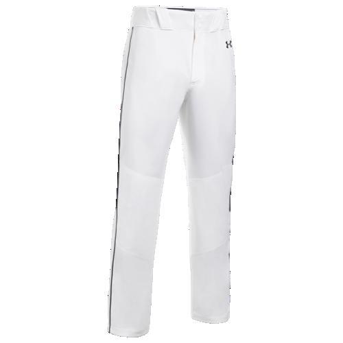 【海外限定】アンダーアーマー チーム アイコン ベースボール メンズ under armour team piped icon baseball pants ウェア