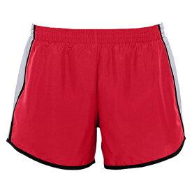 【海外限定】チーム ショーツ ハーフパンツ women's レディース augusta sportswear team pulse shorts womens