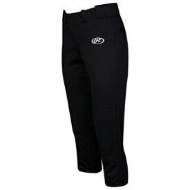 【海外限定】ローリングス ライズ women's レディース rawlings low rise fastpitch pants womens 野球 スポーツ ソフトボール