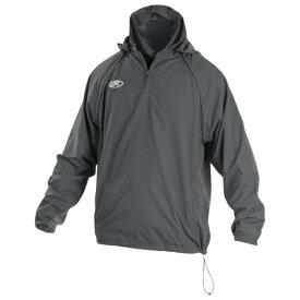 【海外限定】ローリングス ジャケット メンズ rawlings triple threat pullover jacket