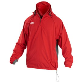 【海外限定】rawlings ローリングス triple threat pullover jacket ジャケット メンズ