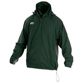 【海外限定】rawlings triple threat pullover jacket ローリングス ジャケット メンズ
