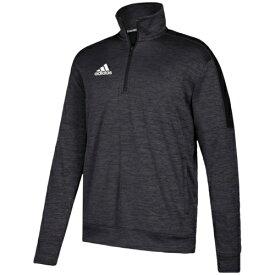 【海外限定】アディダス adidas チーム フリース 1 4 men's メンズ team issue fleece 14 zip mens ウェア