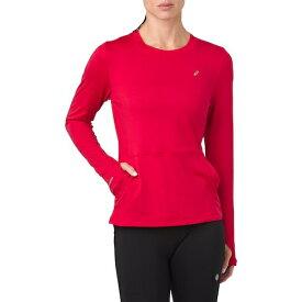アシックス ASICS スリーブ WOMENS レディース THERMOPOLIS PLUS LONG SLEEVE TOP マラソン スポーツ ジョギング アウトドア 送料無料