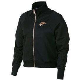 【あす楽】ナイキ ローズ エアー トラック ジャケット レディース nike rose gold metallic air track jacket