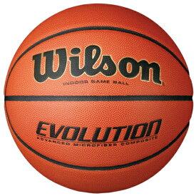 ウィルソン WILSON ゲーム MENS メンズ EVOLUTION GAME BALL アウトドア ボール スポーツ バスケットボール 送料無料