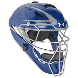 【海外限定】アンダーアーマー catcher's ギア under armour converge catchers head gear adult 備品 野球