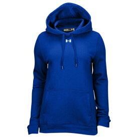 【海外限定】アンダーアーマー チーム フリース フーディー パーカー women's レディース under armour team hustle fleece hoodie womens レディースウェア