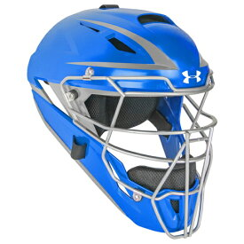 【海外限定】アンダーアーマー catcher's ギア under armour converge catchers head gear adult