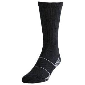 アンダーアーマー UNDER ARMOUR チーム ソックス 靴下 TEAM CREW SOCKS アウトドア スポーツ アメリカンフットボール 送料無料